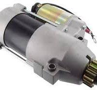Mercury: Starter Motor - 50-804312T1