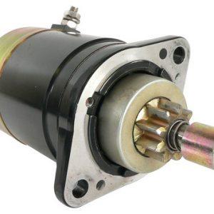 TOHATSU: Starter Motor - 346-76010-0