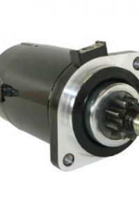 YAMAHA: Starter Motor - 6E5-81800-10-00