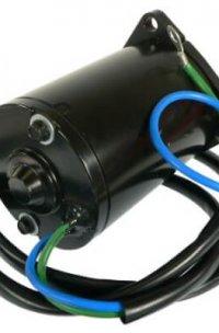 YAMAHA: Tilt/ Trim motor - 69J-43880-00-00