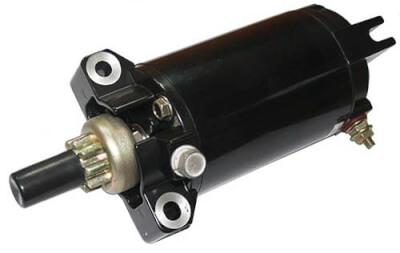 Yamaha: Starter Motor - 66M-81800-01