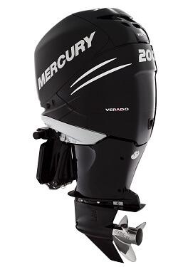 Verado 200 hp most parts