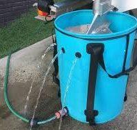 Flush bag