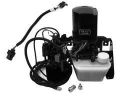865380A25 Mercruiser Tilt & Trim Motor